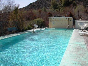 Pool at Shoshone (Medium)