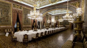 Dining Room Palacio Real de Madrid (Large)