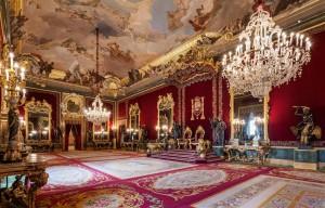 Throne Room Palacio Real de Madrid (Large)