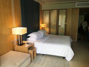 Krabi hotel room 1