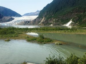 Mendenhall Glacier (Medium)
