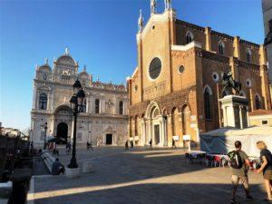 Basilica dei Santi Giovanni e Paolo in Venice (Medium)