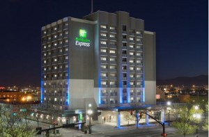 Holiday Inn Express Salt Lake