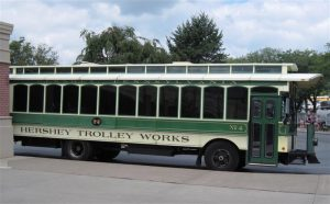 Hershey Trolley (Medium)