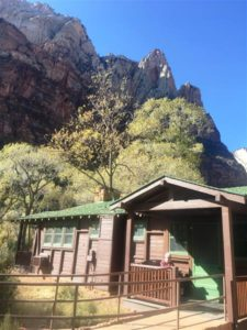 Another view of the Zion Cabin (Medium)