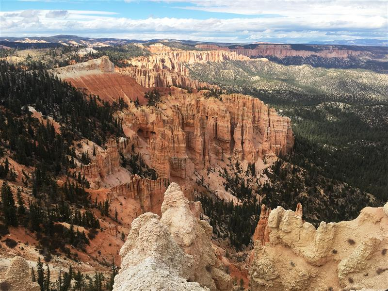 The beauty of Bryce Canyon (Medium)
