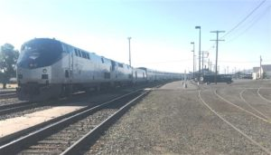 Coast Starlight Train (Medium)
