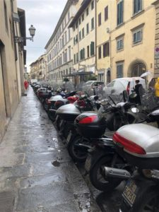 Scooters in Florence (Medium)